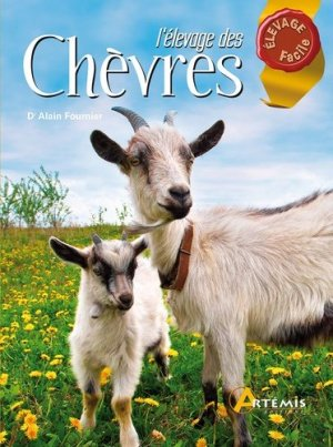 L'élevage des chèvres - artemis - 9782844164575 -