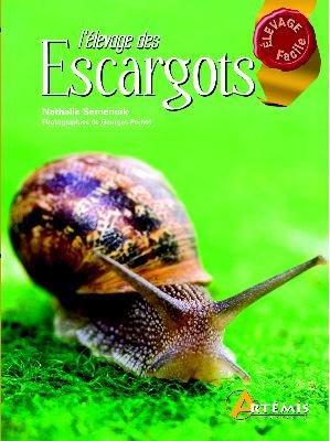 L'élevage des escargots - Artémis - 9782844167217 -