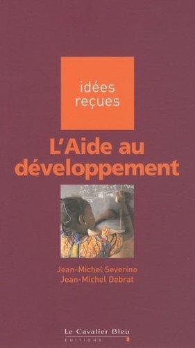 L'Aide au développement - le cavalier bleu - 9782846702980 -