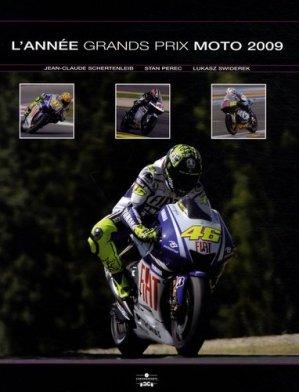 L'année grands prix moto 2009 - Chronosports - 9782847071634 -