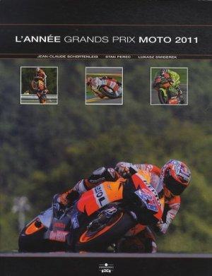 L'année grands prix moto 2011 - Chronosports - 9782847071733 -