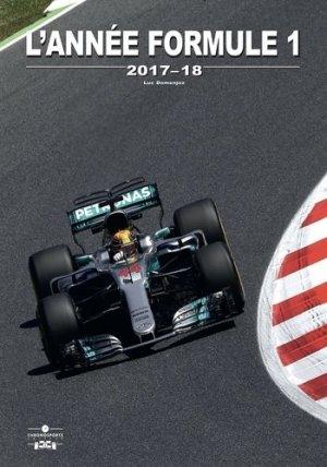 L'année Formule 1 - chronosports - 9782847071894 -