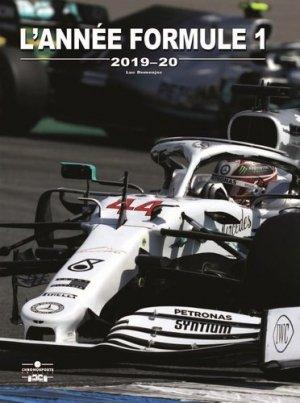 L'année Formule 1 - chronosports - 9782847071948 -