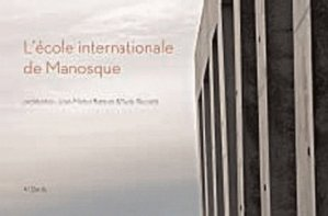 L'école internationale de Manosque - al dante - 9782847618563 -