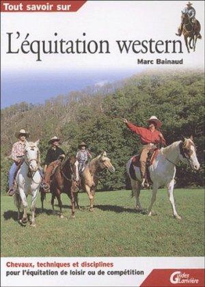L'équitation western - lariviere - 9782848900827 -