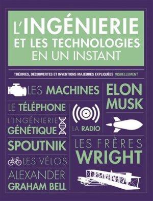L'ingénierie et les technologies en un instant - contre dires - 9782849335826 -
