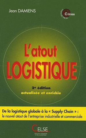 L'atout logistique - celse - 9782850092992 -