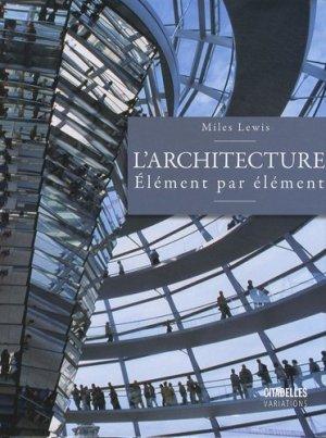 L'Architecture - citadelles et mazenod - 9782850883156 -