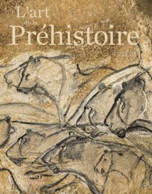 L'art de la Préhistoire - Citadelles et Mazenod - 9782850887178 -