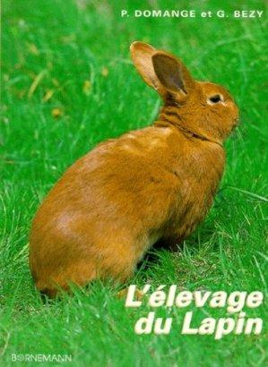 L'élevage du lapin - bornemann - 9782851825544 -
