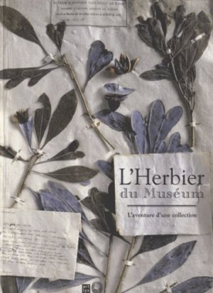 L'Herbier du Muséum - artlys - 9782854955576 -