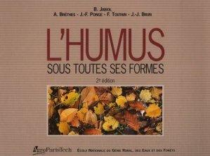 L'humus sous toutes ses formes - ENGREF - 9782857100775 -