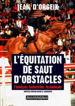 L' équitation de saut d' obstacle - jean michel place - 9782858935758 -