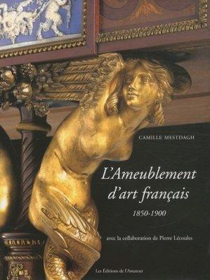 L'ameublement d'art français 1850-1900 - de l'amateur - 9782859174989 -
