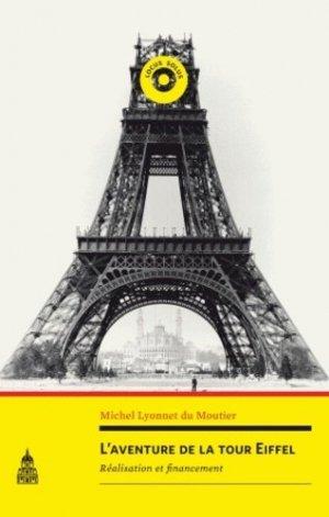 L'aventure de la tour Eiffel - publications de la sorbonne - 9782859446284 -
