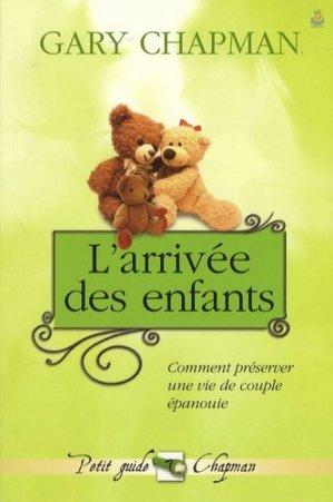 L'arrivée des enfants - Farel éditions - 9782863143742 -