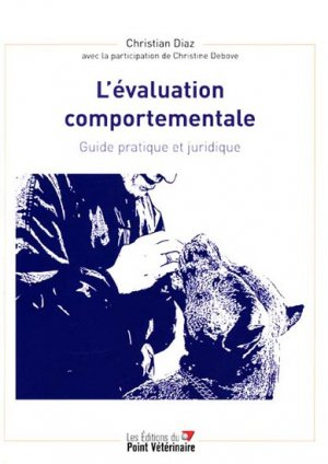 L' Évaluation comportementale - du point veterinaire - 9782863262931 -
