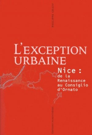 L'exception urbaine - parentheses - 9782863640661 -
