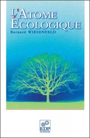 L'atome écologique - EDP Sciences - 9782868833204 -