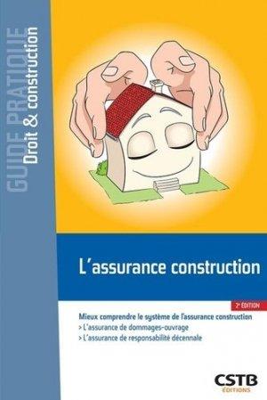 L'Assurance construction - cstb - 9782868916501 -