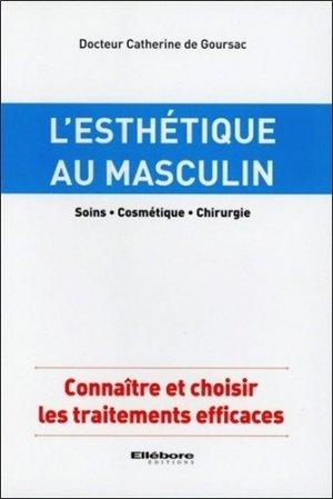 L'esthétique au masculin - ellebore - 9782868989673 -