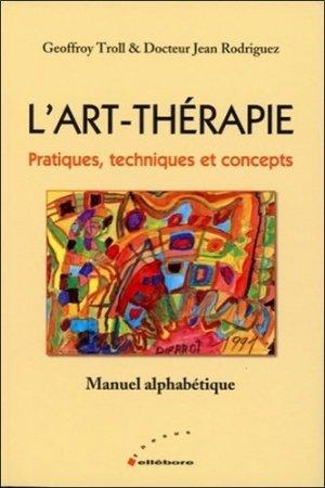 L'art-thérapie - ellebore - 9782868989789 -