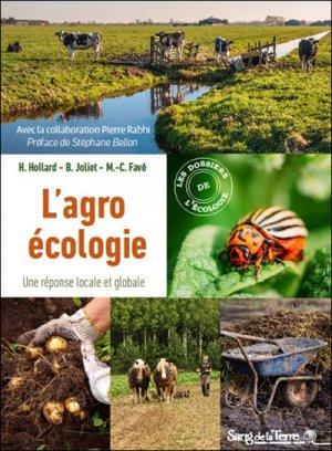 L'agroécologie - sang de la terre - 9782869853249 -