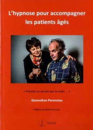 L'hypnose pour accompagner les patients âgés - satas - 9782872931699 -
