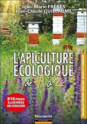 L'apiculture écologique de A à Z - marco pietteur - 9782874341793 -