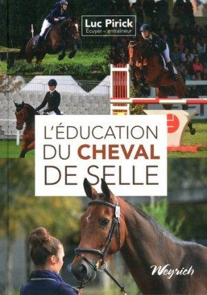 L'éducation du cheval de selle - weyrich - 9782874894190 -