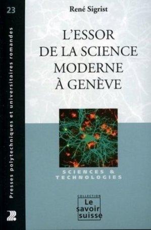 L'essor de la science moderne à Genève - PPUR - 9782880746148 -