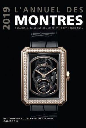 L'annuel des montres 2019 - chronosports - 9782884680738 -