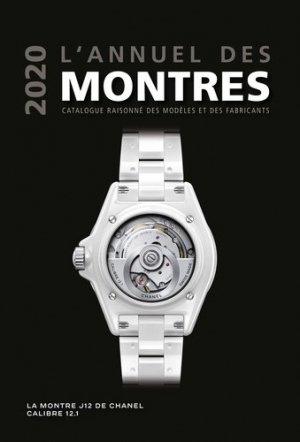 L'annuel des montres - Chronosports - 9782884680745 -