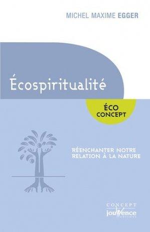 L'écospiritualité - jouvence - 9782889530168 -