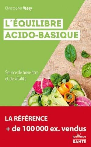 L'équilibre acido-basique - jouvence - 9782889532339 -