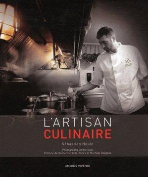L'artisan culinaire - Modus Vivendi - 9782895236757 -
