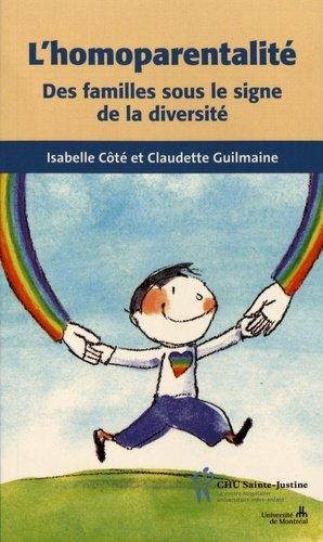 L'homoparentalité - chu sainte-justine - 9782896198191 -