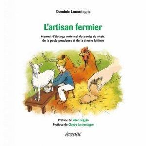 L'artisan fermier - ecosociete (canada) - 9782897195229 -