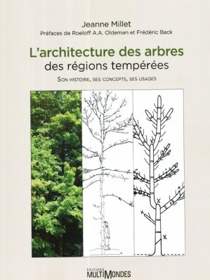 L'architecture des arbres des régions tempérées - multimondes - 9782897730000