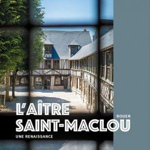 L'aître Saint-Maclou - Rouen - Editions Octopus - 9782900314234 -