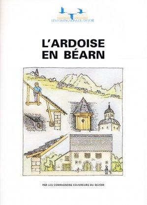 L'ardoise en Béarn - compagnonnage - 9782901362241 -