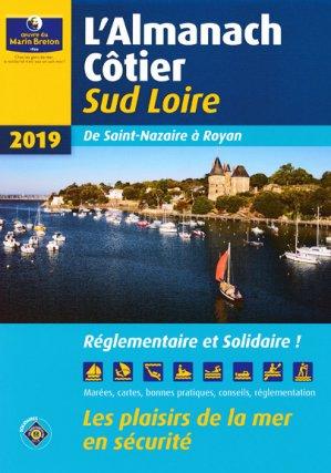 L'almanach côtier Sud Loire 2019 - oeuvres du marin breton - 9782902855605 -