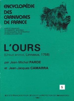 L'ours des Pyrénées - museum national d'histoire naturelle - mnhn - 9782905216106 -