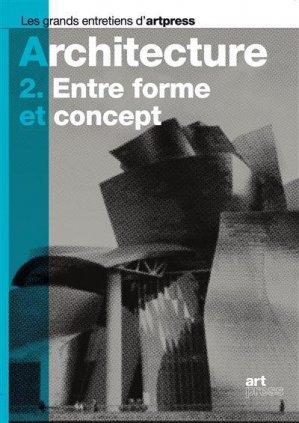 L'architecture - Art press - 9782906705579 -