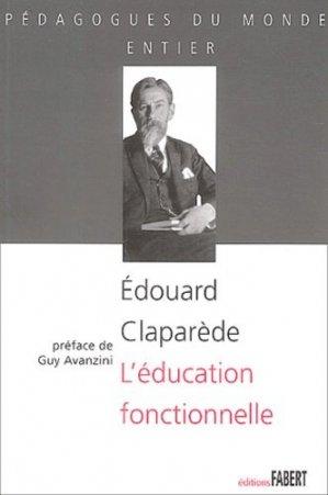 L'éducation fonctionnelle - Fabert - 9782907164665 -