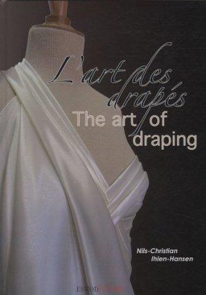 L'art des drapés - esmod - 9782909617329 -