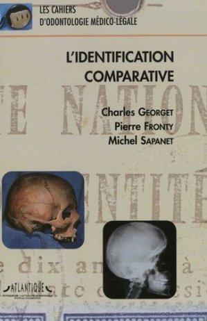 L'identification comparative Tome 1 - atlantique - 9782911320156 -