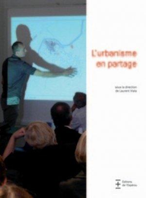 L'urbanisme en partage - Editions de l'Espérou - 9782912261731 -