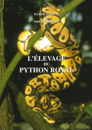 L'élevage du python royal - philippe gerard - 9782912521019 -