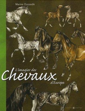 L'imagier des chevaux en Europe - castor et pollux - 9782912756961 -